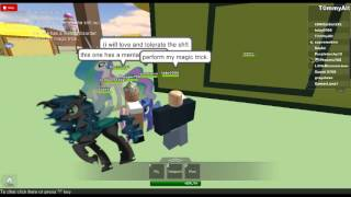 Uncharted Territory: A Roblox Brony Documentary Part 1