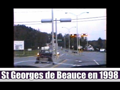 St-Georges de Beauce en 1998 (Hier à Aujourd`hui)