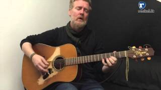 "Glen Hansard - ""Present tense"" (Live@Rockol)"