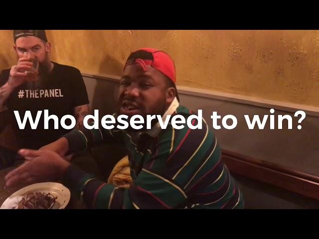 Man Dem V Food | Speed Eating Challenge