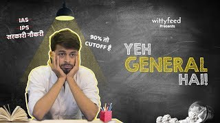 Yeh General Hai  WittyFeed  Funny Sketch Video