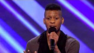 Lascel Wood - Use Somebody (Kings of Leon cover) - The X Factor UK performance