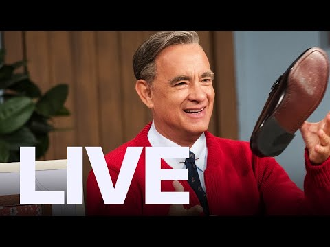 Don Action Jackson - Unbelievable New Pic With Tom Hanks As Mr. Rogers Released On Birthday