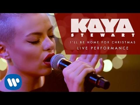 Kaya Stewart - I'll Be Home For Christmas (Live Performance)