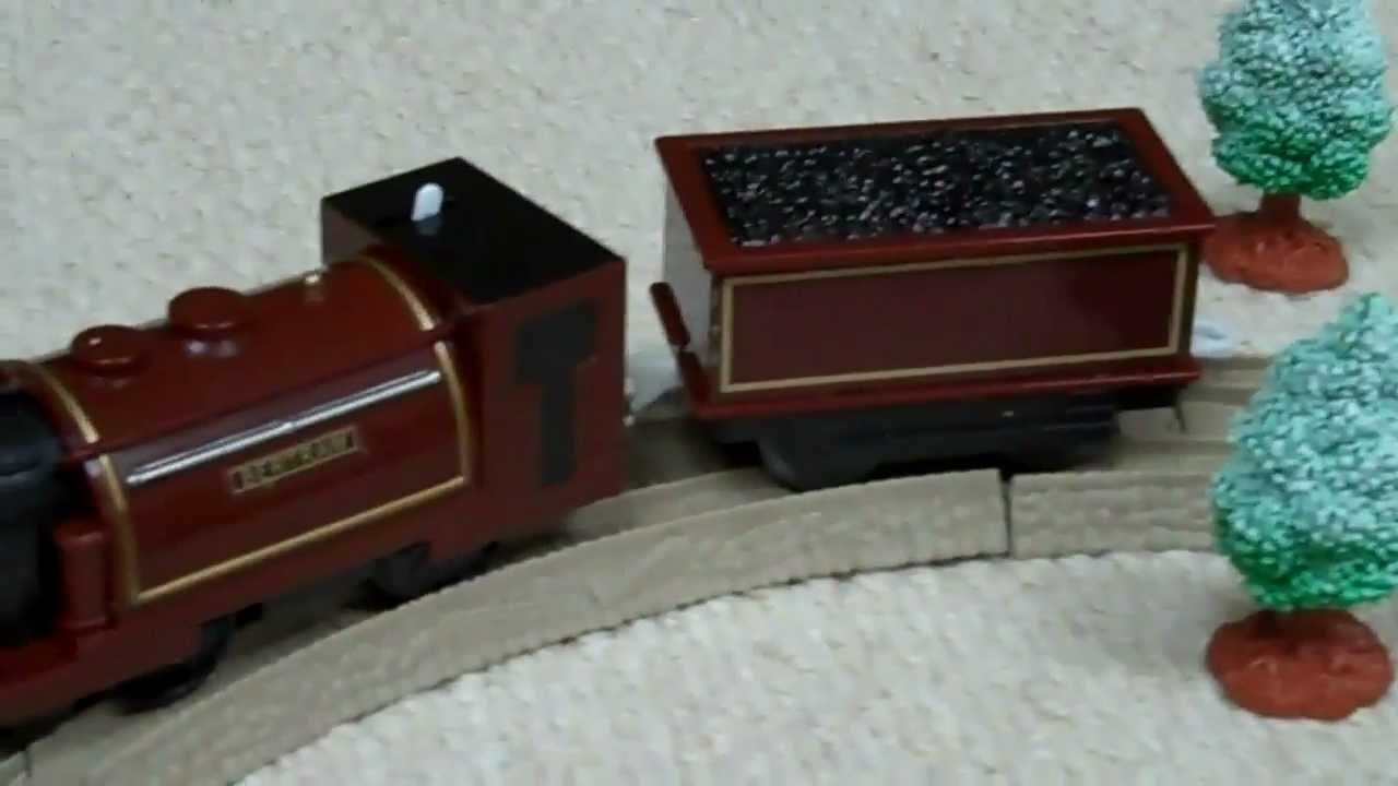 Rare Trackmaster Bertram On A Large Train Set Thomas Amp Friends Kids Toy Train Set Thomas The