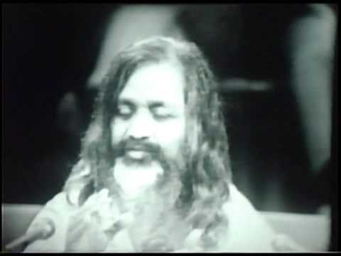 Expanding the container of knowledge - Maharishi Mahesh Yogi
