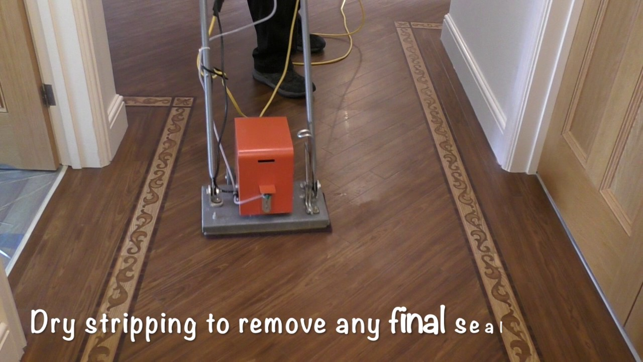 Karndean Amtico Floor Cleaning In Cardiff How To Strip Seal Csb Care