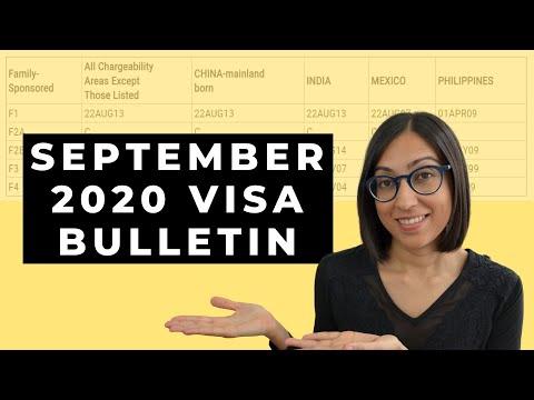 Visa Bulletin September 13  Visa Bulletin + USCIS Furlough
