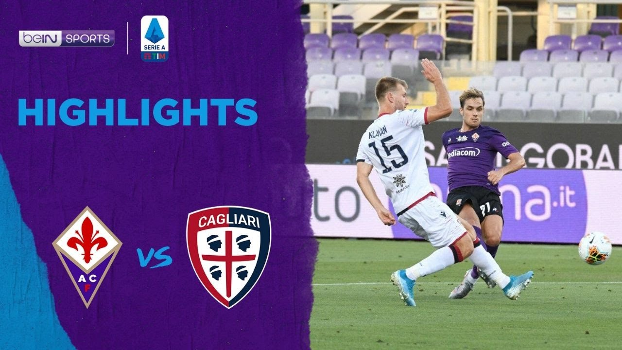 Fiorentina 0:0 Cagliari ( მიმოხილვა )