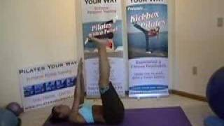 Killer Pilates Ab Workout