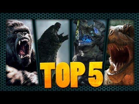 TOP 5 MONSTROS DO CINEMA - MonarkiaHUB