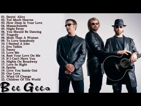Bee gees greatest hits playlist - Bets song of  bee gees 2015