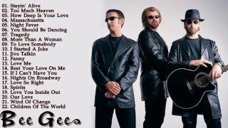 bee gees greatest hits playlist   bets song of bee gees 2015