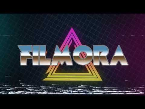 Review of Filmora Video Editor's 80's Retro Collection Effects Pack