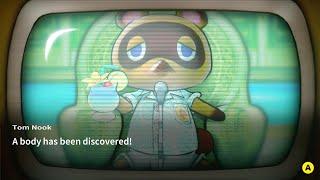Body Discovery Announcement - (Animal Crossing/Danganronpa)