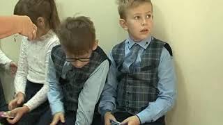 Курских школьников начали прививать от ГРИППА