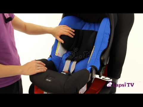 Автокресло 0+ Romer Baby Safe Plus (Ремер Бэби Сейф Плюс)