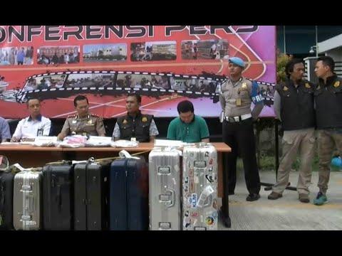 Polisi Tangkap Pelaku Pencurian Koper di Bandara Soetta