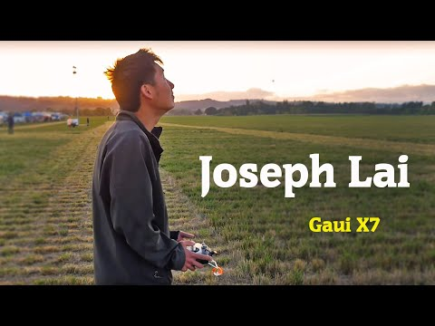 Joseph Lai flying