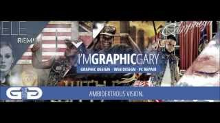 Graphic Gary - Florida Mixtape Cover Designer -( Graphic Designs ) + Web Design + Photoshop!