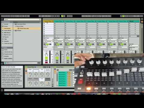 Ableton Live Controllerism en Español - 06 Midi Mapping y Key Mapping