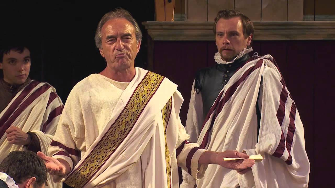 Shakespeare's Julius Caear Analysis: Ambiguity, Theatrum Mundi, Stoicism