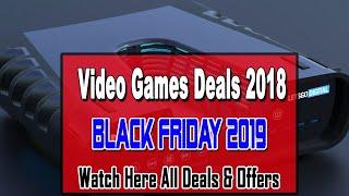 Black Friday Deals 2019 Video Games Deals Predictions   Video Games Deals 2018 Ad Scan