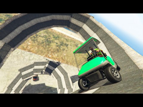CRAZY TELEPORT GLITCH! (GTA 5 Funny...