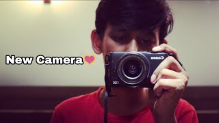 My New Camera💟 | Canon M10 Unboxing | Pros lab