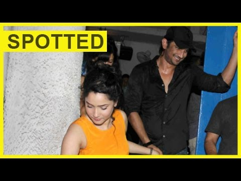EX Lovers Sushant Singh Rajput- Ankita Lokhande On A Coffee Date from YouTube · Duration:  1 minutes 15 seconds
