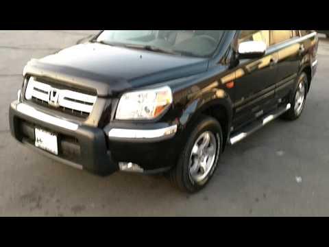 5327 - 2006 Honda Pilot EXL 4x4 Black 95k - YouTube