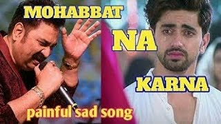 Heart toching sad song|kumar sanu