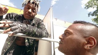 HANGING OUT WITH JUICE WRLD BACK STAGE, BREAKOUT FEST DAY 1 VLOG, June 9th, 2018