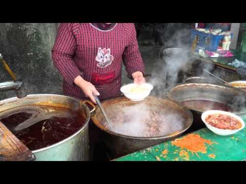 Xiangyang Beef Noodles, Hubei, China