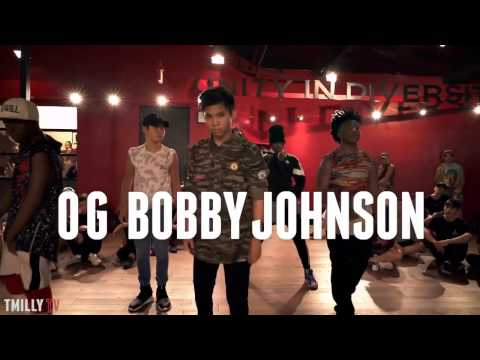 Sean Lew, Gabe De Guzman, Josh Price, Big Will, TreVontae - OG Bobby Johnson | Tricia Miranda Choreo
