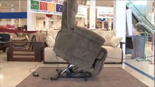 видео Кресло реклайнер