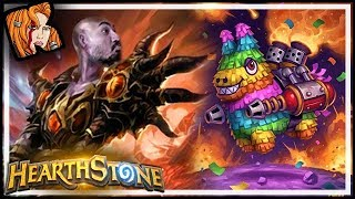 The Best Play You Can't Even See! - Rastakhan's Rumble Hearthstone