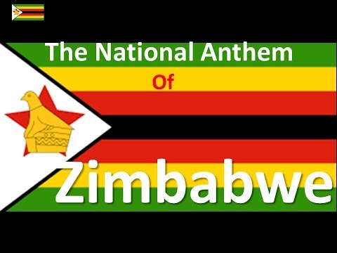 The National Anthem of Zimbabwe with Lyrics