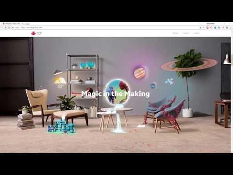How to Setup the Magic Leap Lumin SDK with Unity