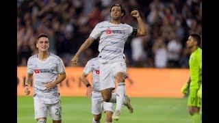 MLS Extra : Carlos Vela plus fort que Zlatan Ibrahimovic !
