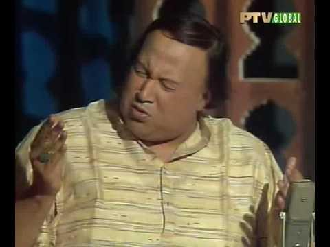 URDU HAMD(Meray Mustafa Ka Khuda Hai Tu)NUSRAT FATEH ALI KHAN.BY Visaal