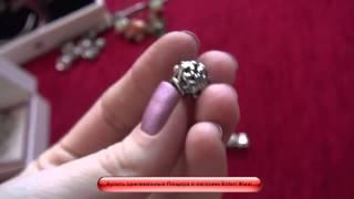 PANDORA новые шармы и кольца