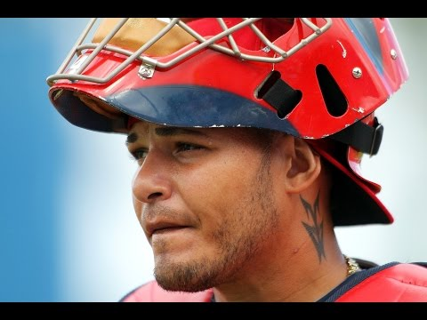 Yadier Molina 2014 Highlights - Centuries