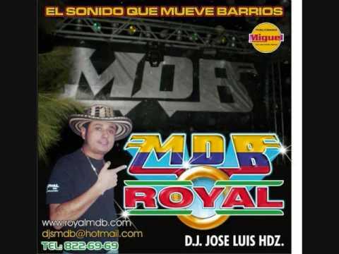 musica sonido royal mdb