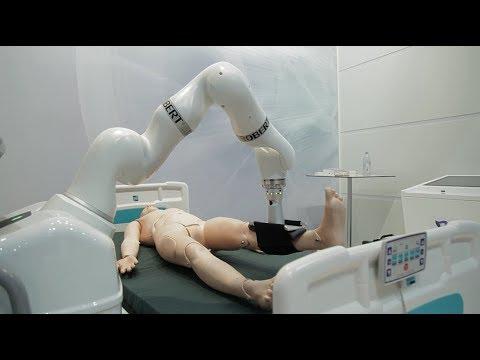 RoboDoc 2.0 auf der MEDICA 2017
