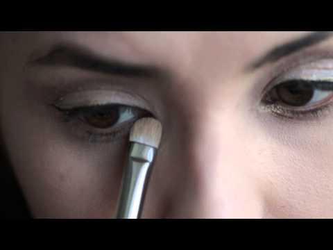 Пошаговая видео-инструкция: вечерний макияж