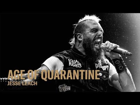 Age of Quarantine: Killswitch Engage's Jesse Leach