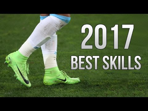 Best Football Skills 2017 HD