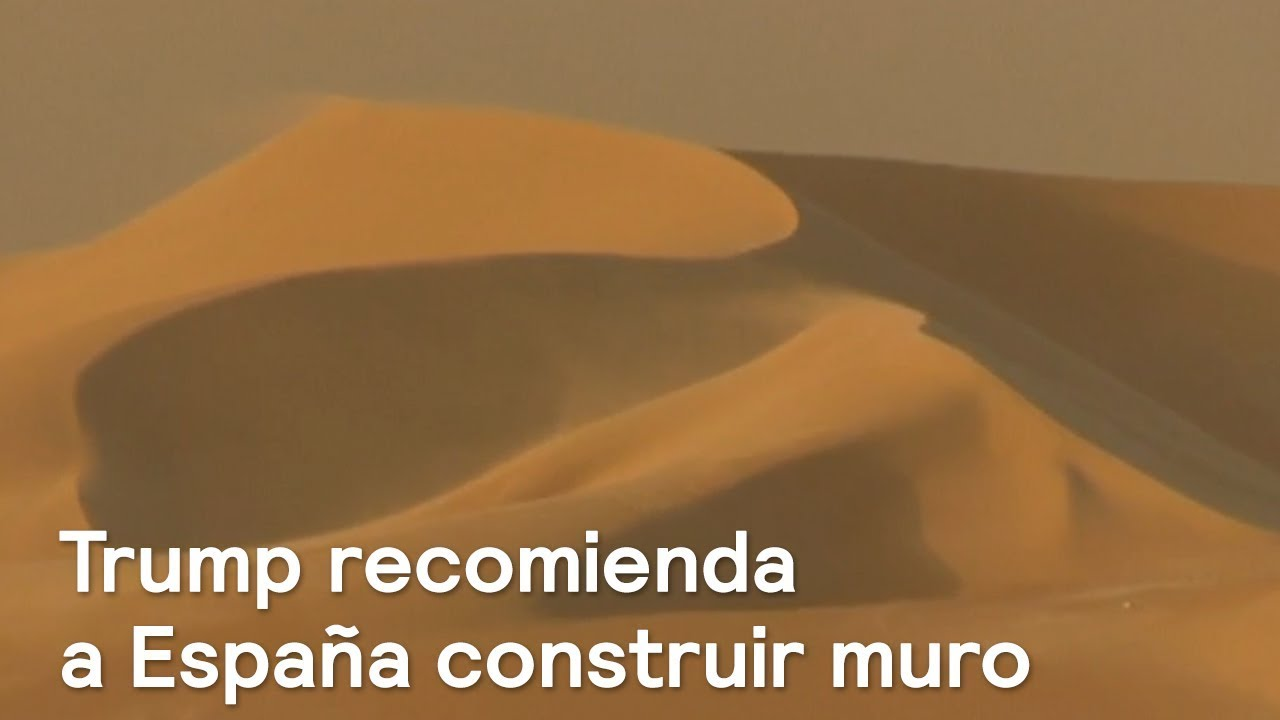 Donald Trump recomienda a España construir un muro en el Sahara - Despierta con Loret