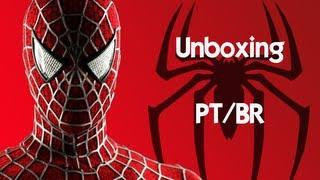 Caixa de Pandora #48 - Spider Man 3 - Homem Aranha - Hot Toys - Escala 1/6 - Review